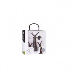 Kit Foret noir - 1 tire-bouchon, 1 housse rafraichissante et
