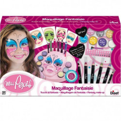 Miss Pepis - Maquillage Fantaisie Modele 1