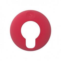 Coque de protection en silicone rouge pour TomTom VIO (9UUA.