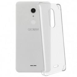 Coque Alcatel A3 XL Protection Originale Crystal Transparent
