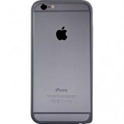 Bumper - Gris - Pour iPhone 6 + Protection d'écran
