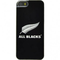 ALL BLACKS Coque semi-rigide All Blacks pour iPhone 5 / 5S -