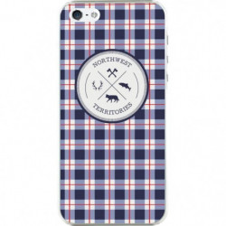 BIGBEN CONNECTED Coque rigide North West - Pour iPhone 5 / 5