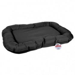 Coussin luxe Dogi 80x60 cm - Noir - Pour chien