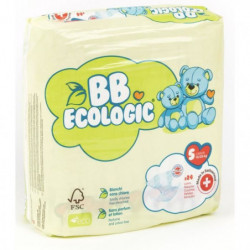 BEBE ECOLOGIC Couches taille 5 - 24 couches