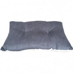 Coussin MENUIRES 30x50cm - 100% Polyester - Acier