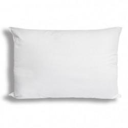 SOLEIL D'OCRE Oreiller CONFORT Anti-Acariens 30x50 cm blanc