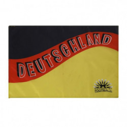NATIONS OF FOOTBALL Drapeau Supporter Allemagne FTL