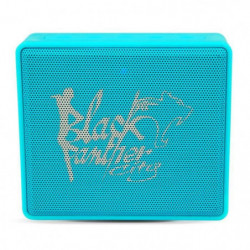 BLACH PANTHER CITY B-SMALL Enceinte nomade bluetooth Bleue