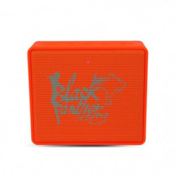 BLACH PANTHER CITY B-SMALL Enceinte nomade bluetooth Orange