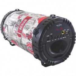 INOVALLEY HP42-BTH Enceinte lumineuse Bluetooth / Karaoke