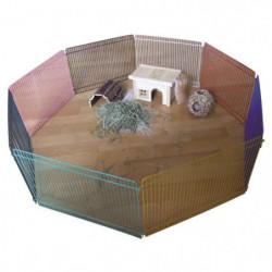 KERBL Enclos 8 pieces 34x23cm - Pour hamster