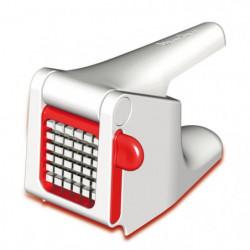 MOULINEX Coupe frite K1015414 blanc et rouge