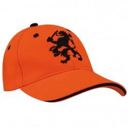 Casquette de baseball - Mixte - Orange