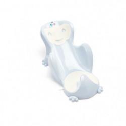 THERMOBABY Transat de bain babycoon - Fleur bleue