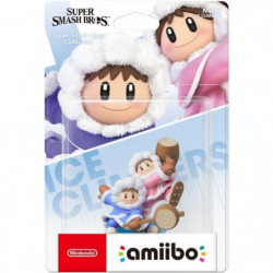 Figurine Amiibo N°68 Ice Climbers Collection Super Smash Bro