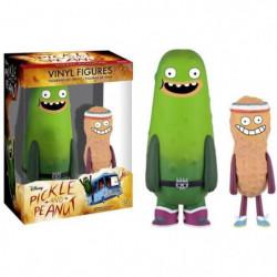2 Figurines Funko Vinyl Disney : Pickle and Peanut