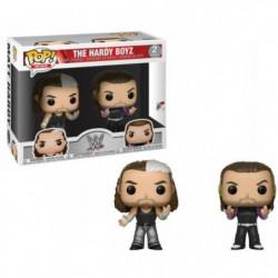 2 Figurines Funko Pop! WWE: The Hardy Boyz