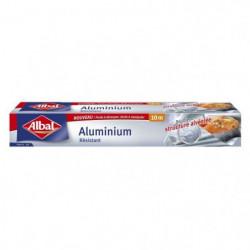 ALBAL Rouleau en aluminium - 10 x 0,295 m