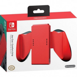 POWER A Support Joy-Con - Rouge - Nintendo Switch - Boîtier