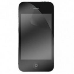 BIGBEN Lot de 2 films de protection Iphone 4 / 4S