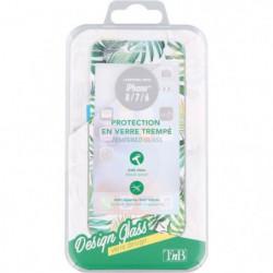 T'nB TGIPH8JUN Protection verre trempé + accessoires Transpa