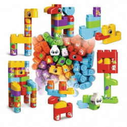VTECH - Bla Bla Blocks - Coffret 50 blocs (sans électronique