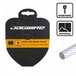 JAGWIRE Câble de frein Slick Stainless - 1,1 x 3100 mm - Sra
