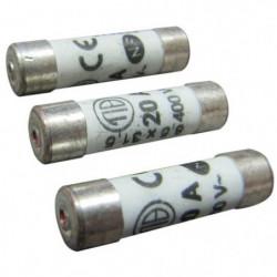 TIBELEC Fusibles à voyant - 8,5 x 31,5 mm 60626