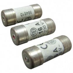 TIBELEC Fusibles a voyant - 10,3 x 25,8 mm