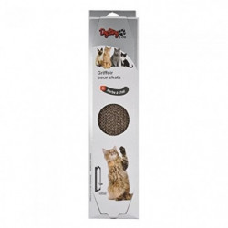 Griffoir - Pour chat  - Papier - Sachet d'herbe a chat inclu