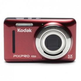 KODAK - FZ53-RD - Appareil photo compact - Rouge