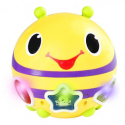 BRIGHT STARTS Abeille Musicale Roll & Chase Bumble Bee