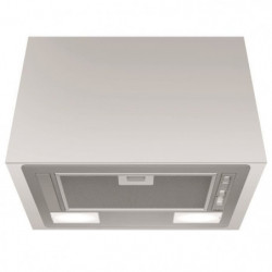 WHIRLPOOL WCT64FLSX Hotte intégrée - 332 m3 air / h max - 64