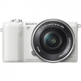 Appareil Photo Hybride A5100LW  + Objectif 16-50mm