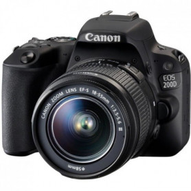 CANON EOS 200D + objectif EF-S 18-55mm