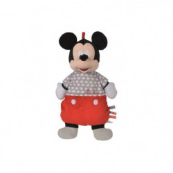 DISNEY Mickey Range Pyjama Rouge