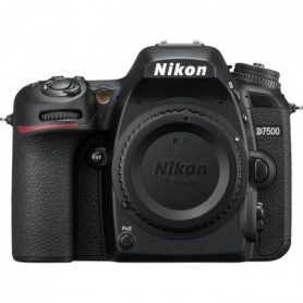 NIKON REFLEX D7500 NU