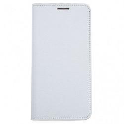 ANYMODE Etui folio pour Samsung Galaxy Alpha G850 - Blanc