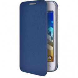 ANYMODE Etui folio Samsung Galaxy Trend Lite 2 G318 - Bleu