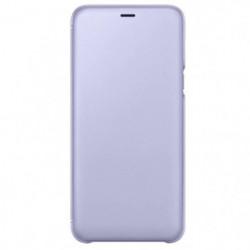 Samsung Etui Flip Wallet A6+ Violet