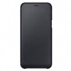 Samsung Etui Flip Wallet A6 - Noir