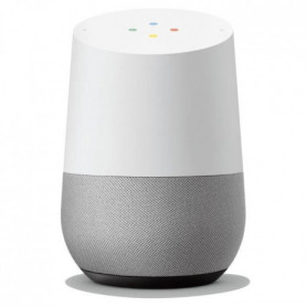 Google Home Blanc - Enceinte avec Assistant vocal