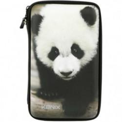 Housse de protection Konix - Panda pour 2DS-3DS
