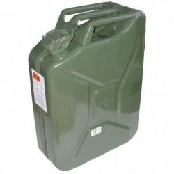 JARDIN PRATIC Jerrican  en metal - 10L - vert armée