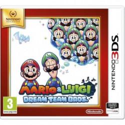 Mario & Luigi  Dream Team Bros. Select Jeu 3DS
