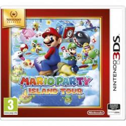 Mario Party Island Tour Jeu Select 3DS