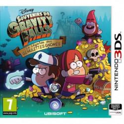 Gravity Falls Jeu 3DS
