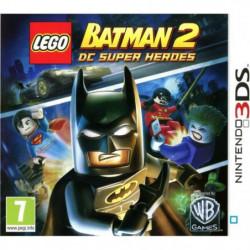 Lego Batman 2 - Jeu Nintendo 3DS