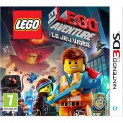 LEGO La Grande Aventure Jeu 3DS